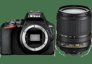 Nikon D3500 + AF-S DX 18-105mm f-3.5-5.6G ED VR