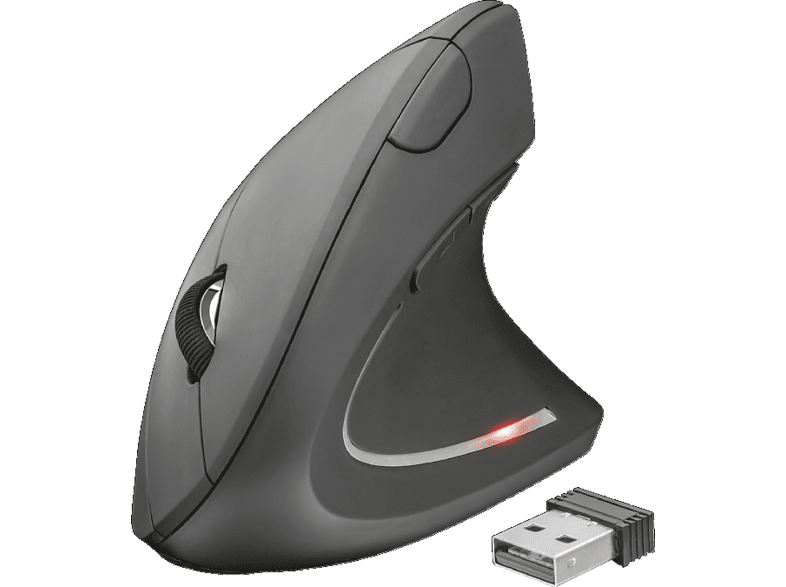 TRUST Verto Wireless Ergonomic Mouse laptop  tablet  computing  περιφερειακά πληκτρολόγια   ποντίκια