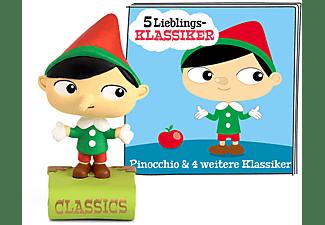 BOXINE Tonie-Hörfigur: Pinocchio und weitere Klassiker Hörfigur, Mehrfarbig