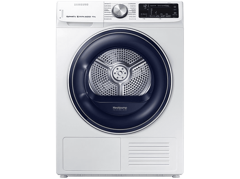 SAMSUNG DV90N62632W/LV οικιακές συσκευές στεγνωτήρια στεγνωτήρια ρούχων