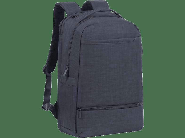 RIVACASE 8365 Laptop Backpack 17.3 inch Black laptop  tablet  computing  laptop τσάντες  θήκες