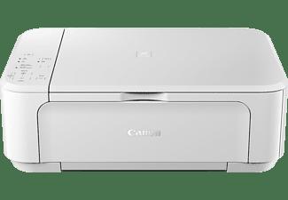 CANON Pixma MG3650S, Multifunktionsdrucker, Weiß