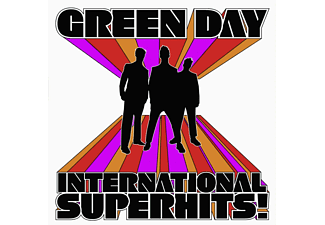 Green Day - INTERNATIONAL SUPERHITS - (CD)