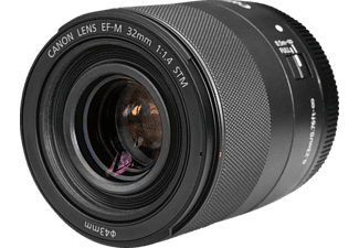 Canon EF-M 32mm f-1.4 STM objectief