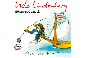 Udo Lindenberg - MTV Unplugged 2 - Live vom Atlantik (2 CD/2 DVD) - (DVD + CD)