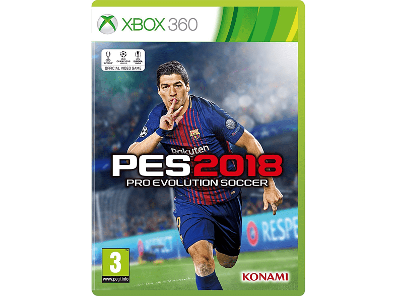 PES 2018 Xbox 360 gaming games xbox 360 games