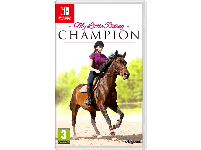 One My Little Riding Champion Nintendo Switch gaming games switch games