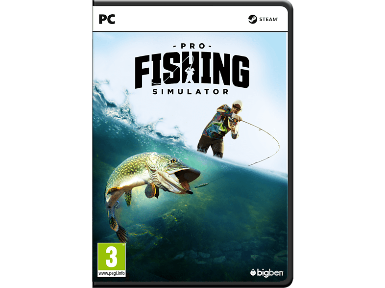 Pro Fishing Simulator PC gaming games pc games