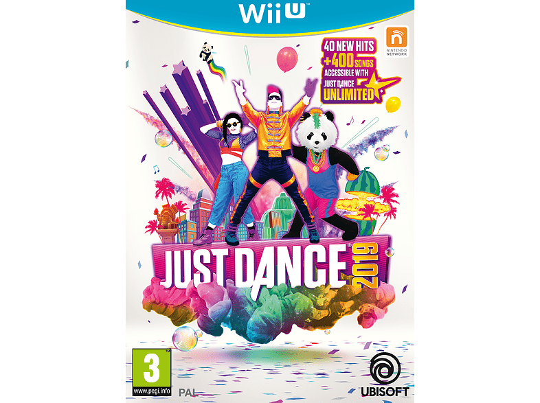 Just Dance 2019 Nintendo Wii U gaming games wii  wii u games