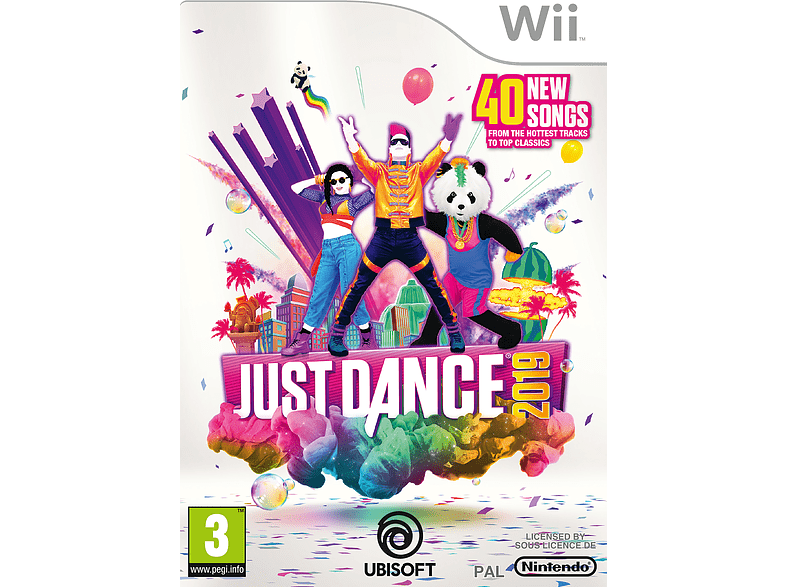 Just Dance 2019 Nintendo Wii gaming games wii  wii u games