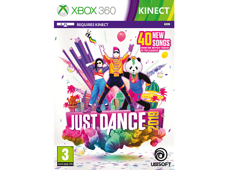 Just Dance 2019 Xbox 360 gaming games xbox 360 games