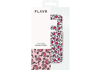 FLAVR iPlate Flamingos Galaxy S7 Edge