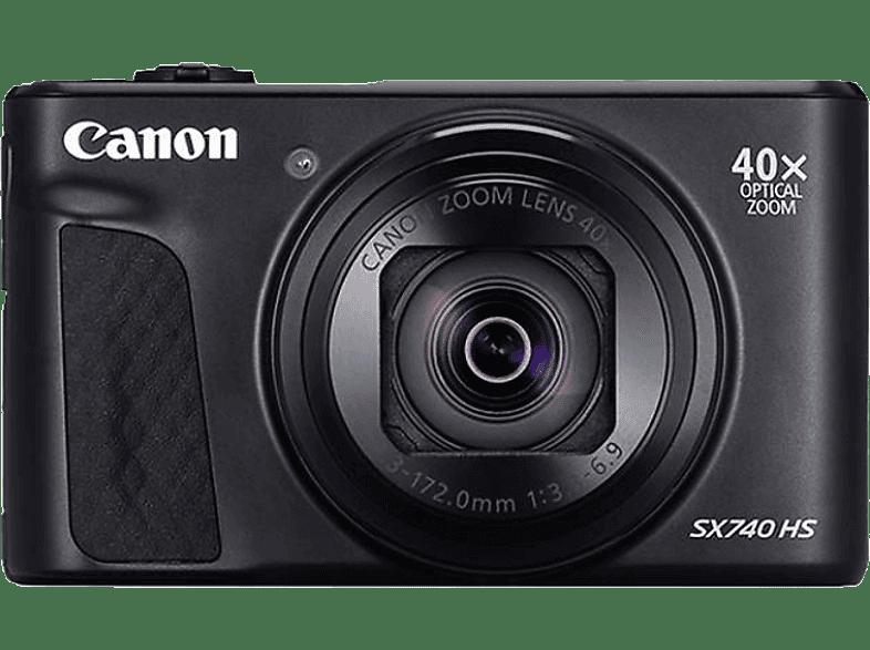 CANON Powershot SX740HS Black hobby   φωτογραφία φωτογραφικές μηχανές compact cameras