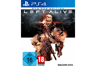 PS4 Left Alive Day One Edition - PlayStation 4