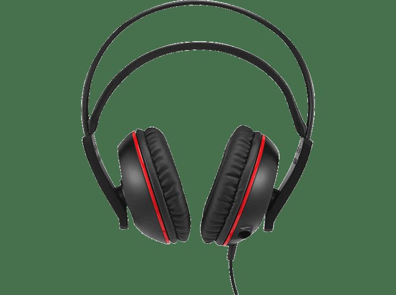 ASUS Cerberus V2 Red - 00146411 gaming απογείωσε την gaming εμπειρία ακουστικά gaming