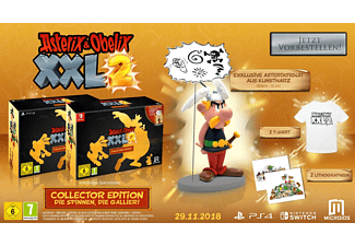 Asterix & Obelix XXL2 - Collector Edition - PlayStation 4