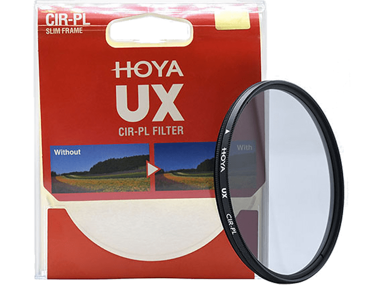 HOYA CIR-PL UX 62ΜΜ hobby   φωτογραφία φωτογραφικές μηχανές διάφορα αξεσουάρ