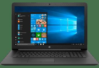 HP 17-by0334ng, Notebook, Core™ i7 Prozessor, 8 GB RAM, 1 TB HDD, 128 GB SSD, Radeon™ 520, Schwarz