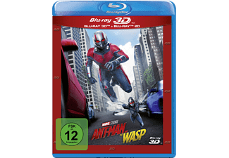 Ant-Man and the Wasp - (3D Blu-ray (+2D))