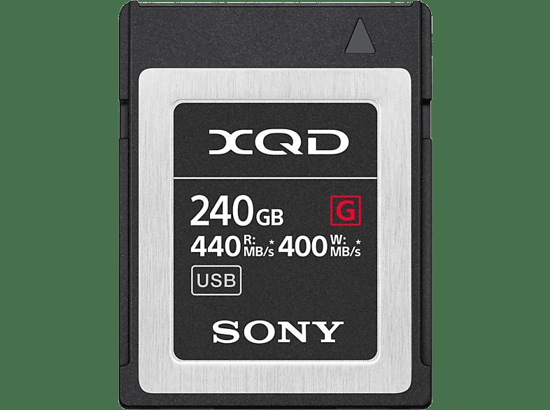 SONY QDG240F XQD HIGH SPEED 5X STRONGER hobby   φωτογραφία φωτογραφικές μηχανές κάρτες μνήμης