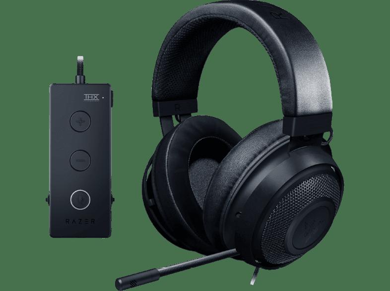 RAZER Kraken Tournament Black gaming απογείωσε την gaming εμπειρία ακουστικά gaming