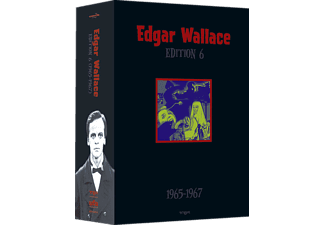 Edgar Wallace Edition Box 6 [DVD]