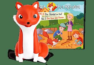 BOXINE Tonie Hörfigur: Die Fuchsbande - Der Skandal im Hof/Die Spur des Riesen Hörfigur, Mehrfarbig
