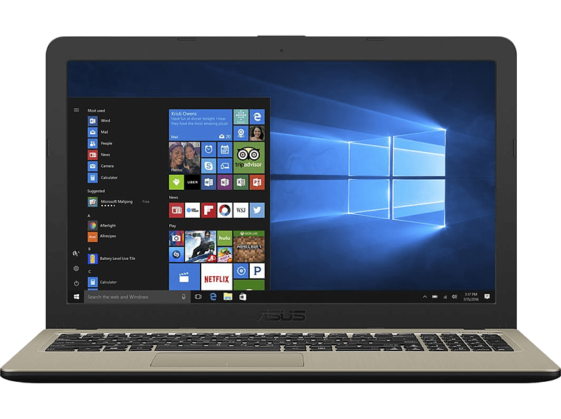 ASUS VivoBook X540UB-DM231T Intel Core i7-8550U / 8GB / 1TB HDD / GeForce MX110  laptop  tablet  computing  laptop laptop από 14 laptop  tablet  computing  lapto
