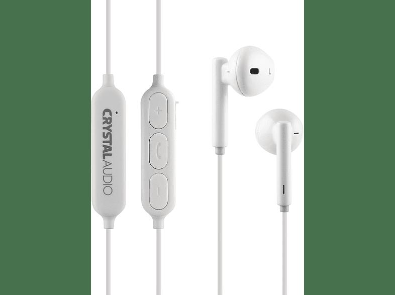 CRYSTAL AUDIO BIE-02-W White Bluetooth τηλεόραση   ψυχαγωγία ακουστικά ακουστικά bluetooth