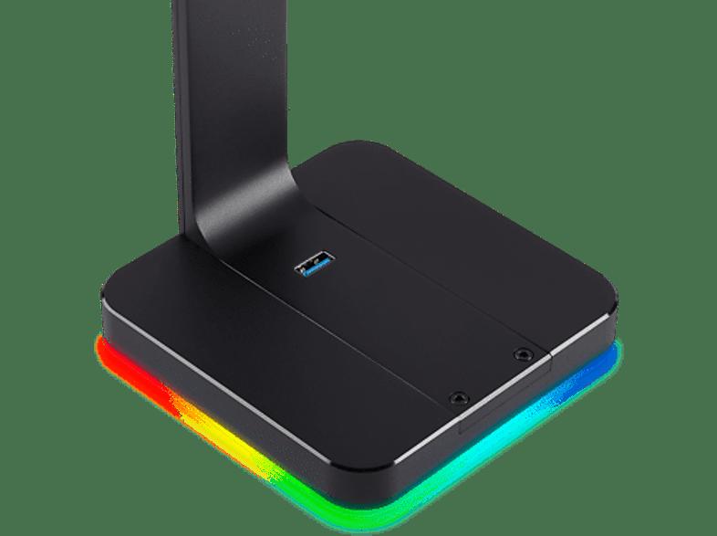 CORSAIR ST 100 RGB Stand gaming απογείωσε την gaming εμπειρία ακουστικά gaming