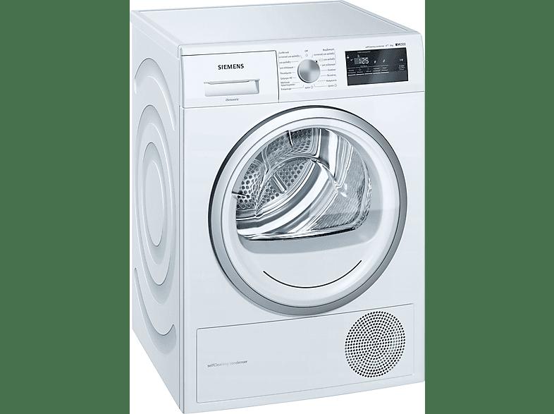 SIEMENS WT45M268GR οικιακές συσκευές στεγνωτήρια στεγνωτήρια ρούχων
