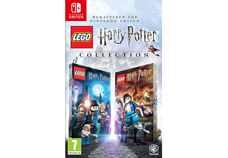 LEGO Harry Potter Jaren 1-7 Collectie, (Nintendo Switch). SWITCH