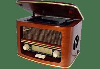 CD-radio FM, Middengolf Hout
