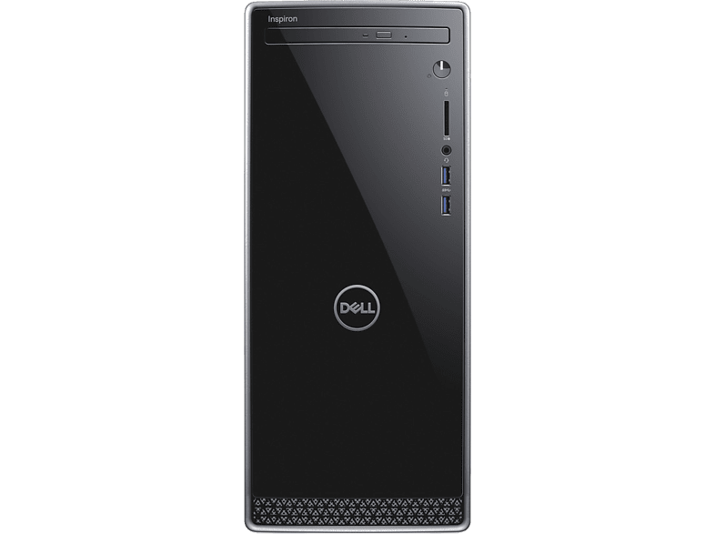 DELL Inspiron 3670 Intel Core i3-8100 / 4GB / 128GB SSD/ 1TB HDD / GeForce GT 71 laptop  tablet  computing  desktop   all in one desktop