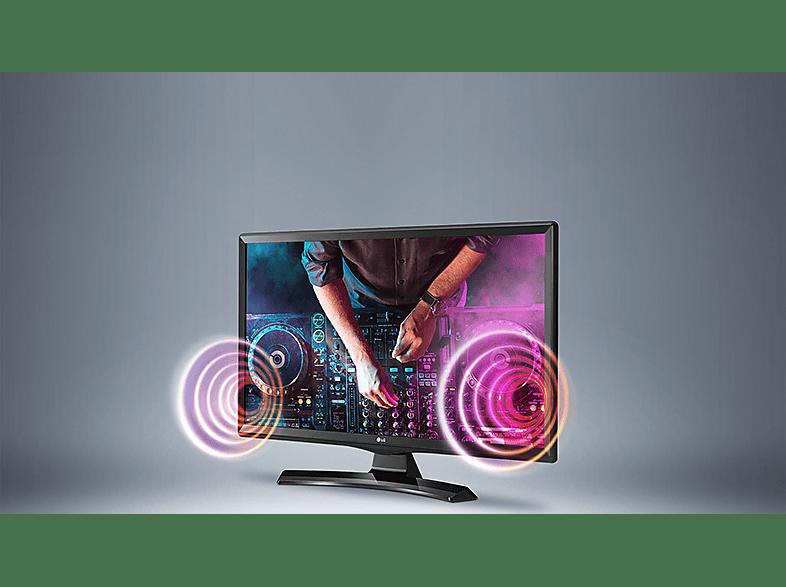 LG 24MT49S-PZ HD Smart Tv-monitor, HDMI