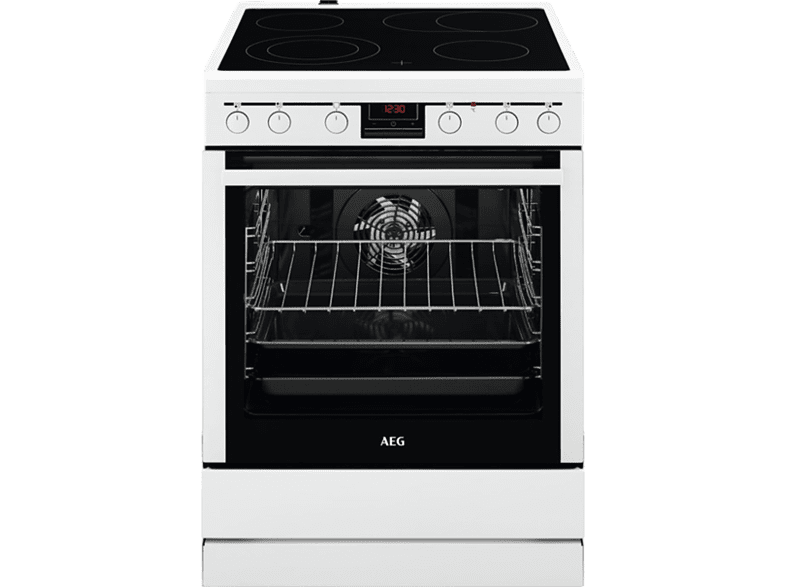 AEG 347056V-WN οικιακές συσκευές κουζίνες ηλεκτρικές κουζίνες