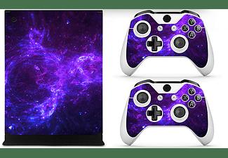 CONSOLE SKINS Dark Galaxy Xbox One S