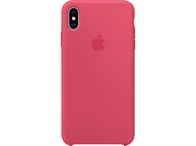 APPLE Θήκη iPhone XS Silicone Case - Hibiscus smartphones   smartliving iphone θήκες iphone