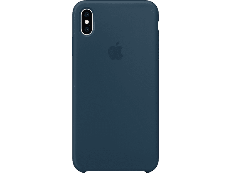 APPLE Θήκη iPhone XS Max Silicone Case - Pacific Green smartphones   smartliving iphone θήκες iphone