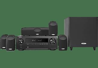 DENON AVR-X250BT + Polk TL1600