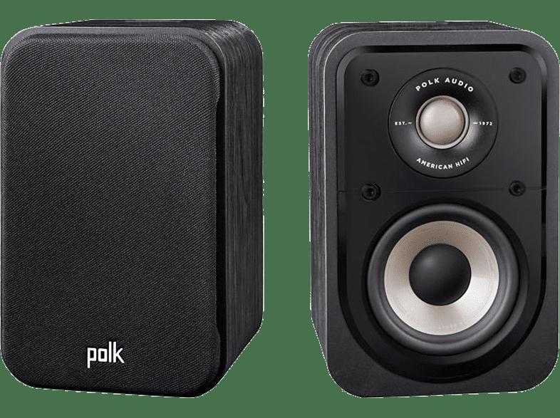 POLK AUDIO S10E Signature Black Bs τηλεόραση   ψυχαγωγία ήχος ηχεία hi fi