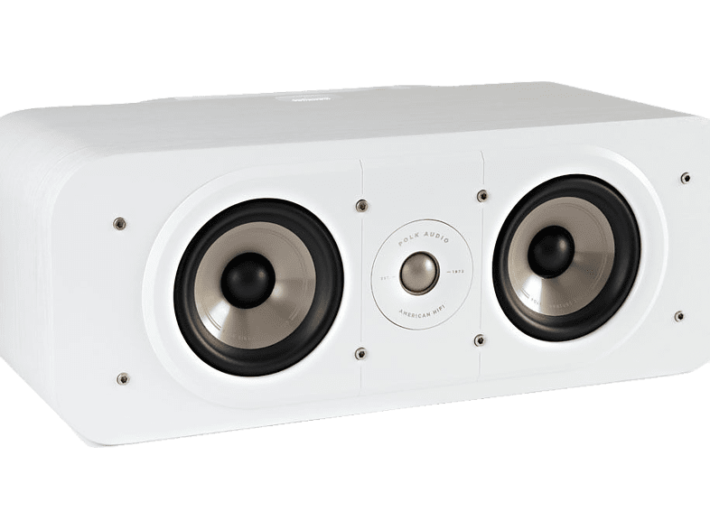 POLK AUDIO S30E Signature White Center τηλεόραση   ψυχαγωγία ήχος ηχεία hi fi