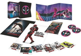 Deadpool 1+2 Ultimate Unicorn - (Blu-ray)