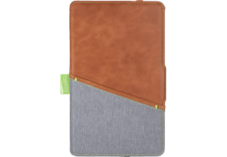 Bruine Limited Premium Leather Cover voor de Samsung Galaxy Tab A 10.5 (2018)