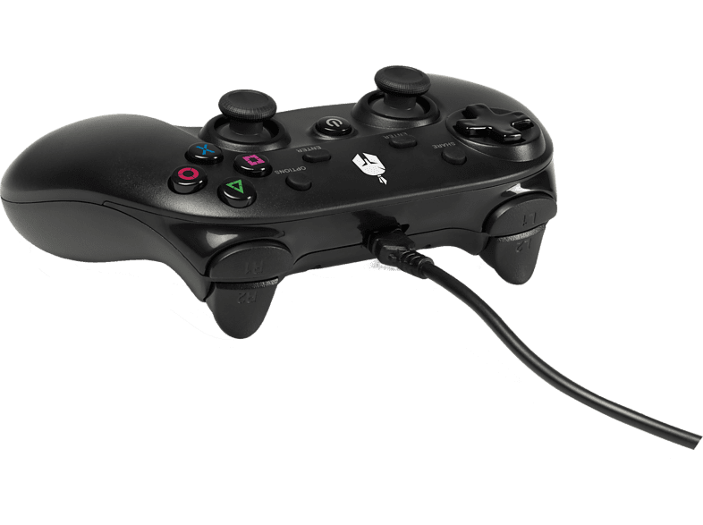 ENARXIS. Spartan Gear Aspis Wired Controller for PS3 & PS4 gaming απογείωσε την gaming εμπειρία αξεσουάρ ps4