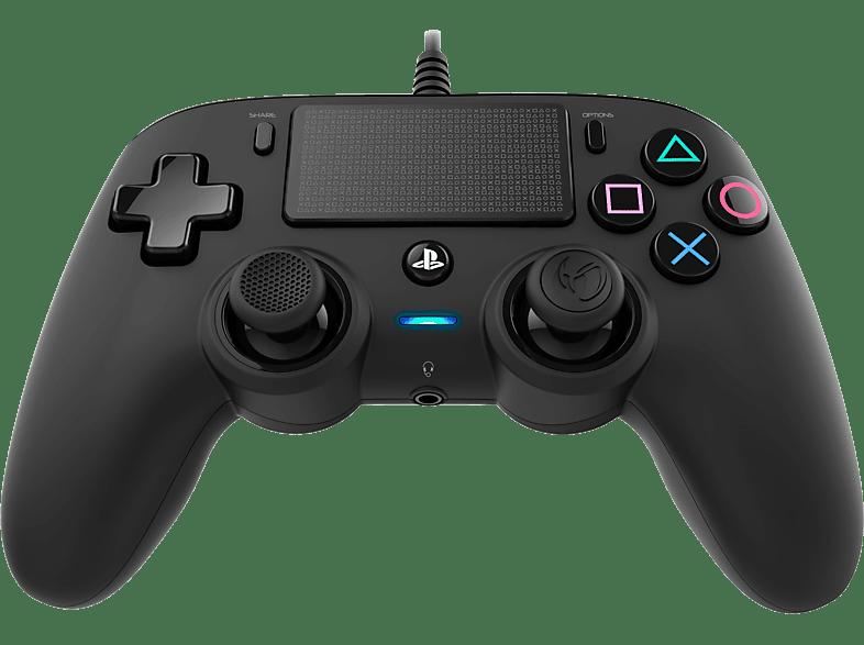 BIG BEN Nacon wired controller Black gaming απογείωσε την gaming εμπειρία αξεσουάρ ps4 gaming απογείωσε την gaming εμ