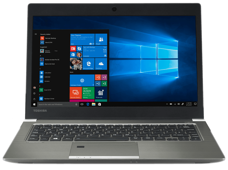 TOSHIBA Portege Z30-E-114 Intel Core i7-8550U / 8GB / 256GB SSD / Intel UHD Grap laptop  tablet  computing  laptop laptop έως 14