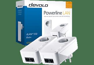 Powerline Adapter DEVOLO 9297 dLAN® 550 duo+ Starter Kit 500 Mbit/s