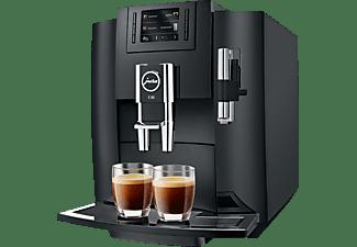 JURA E80, Kaffeevollautomat, 1.9 Liter Wassertank, 15 bar, Piano Black