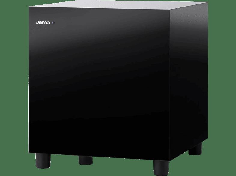 JAMO SUB 210 High Gloss Black τηλεόραση   ψυχαγωγία ήχος ηχεία hi fi